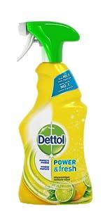 Dettol Alelsreiniger spray schoon citrus fris