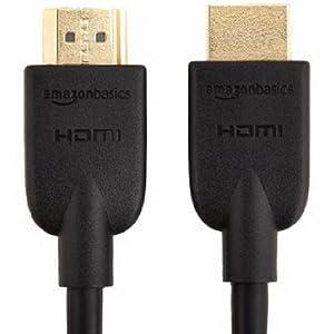 Amazonベーシック ハイスピード HDMIケーブル - 0.9m 3点セット