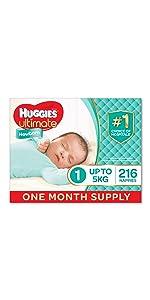 Huggies Ultimate Newborn Nappies
