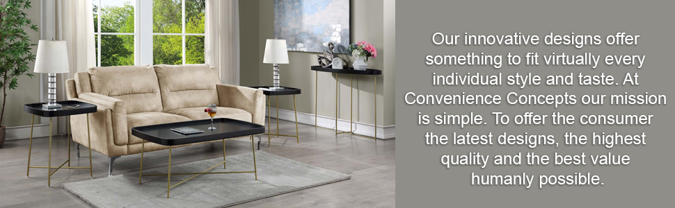 Convenience Concepts Bottom Banner