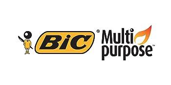 bic multi-purpose lighter logo