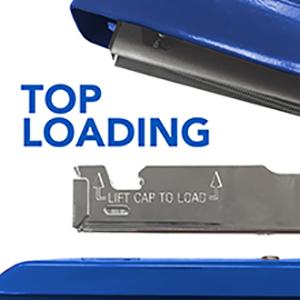 top loading