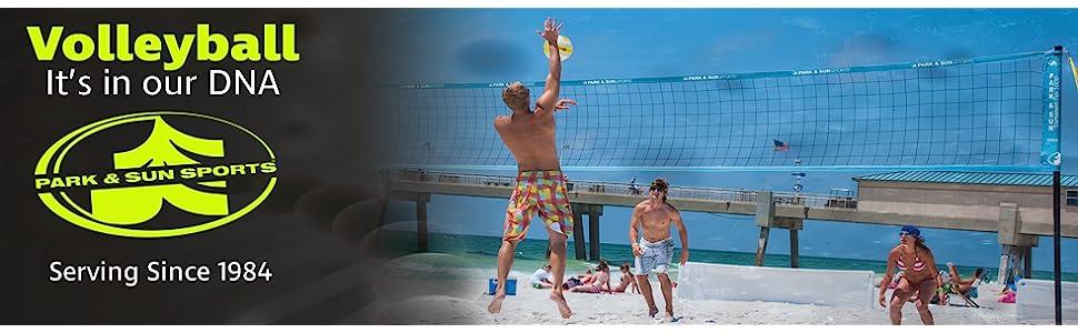 official size, volleyball set, volleyball net, volleyball, beach, grass