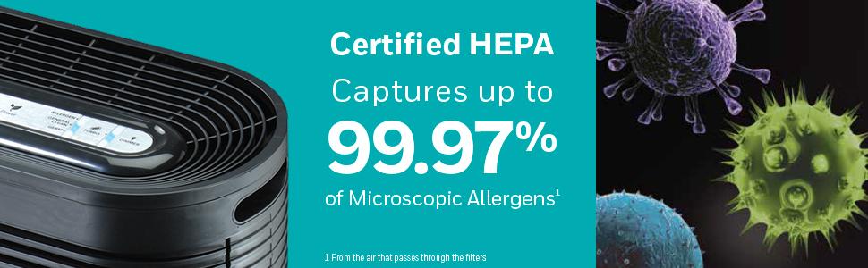 certified hepa