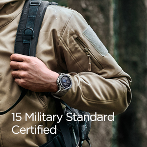 15 Military Standard Certified