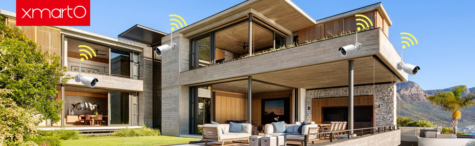 wireless security camera systems are prefect match for house and small business surveillance