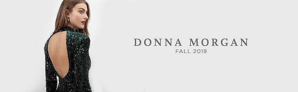 Donna Morgan Fall 2019 Collection