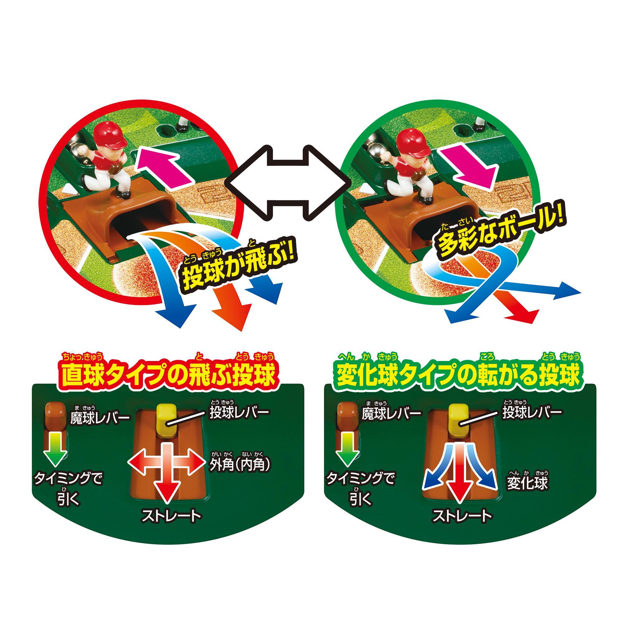 ビックカメラ.com   エポック社 EPOCH 野球盤 3D …