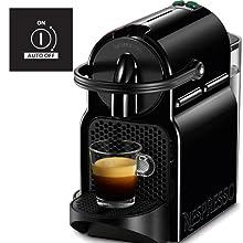 Energy saving coffee machine nespresso