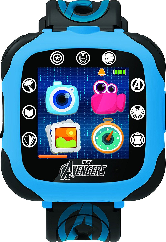 Avengers Camera Watch DMW100AV Reloj-cámara, Multicolor (Lexibook