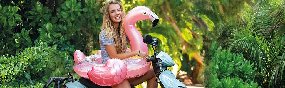 Intex Glitter Flamingo Tuber