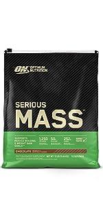 ON Serious Mass Optimum Nutrition