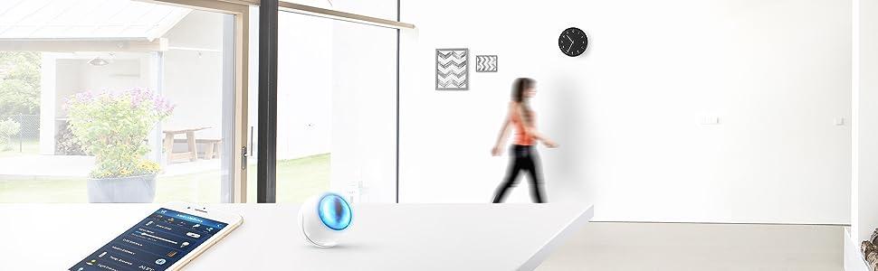 Fibaro Z-Wave Plus Motion sensor