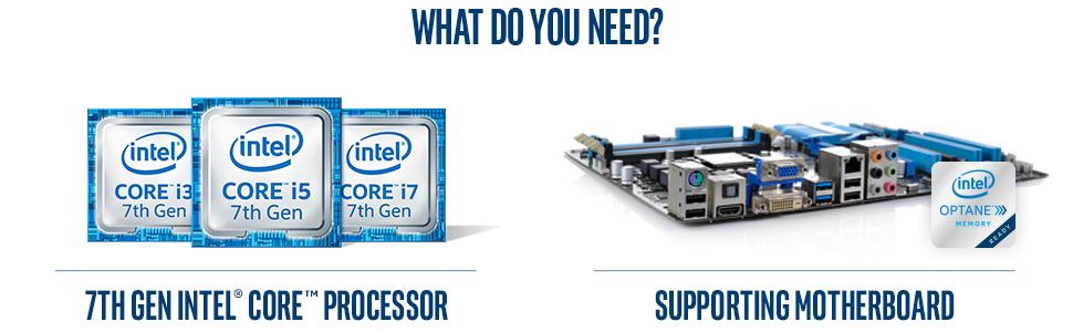 Intel Optane Memory 32GB, Intel, Optane