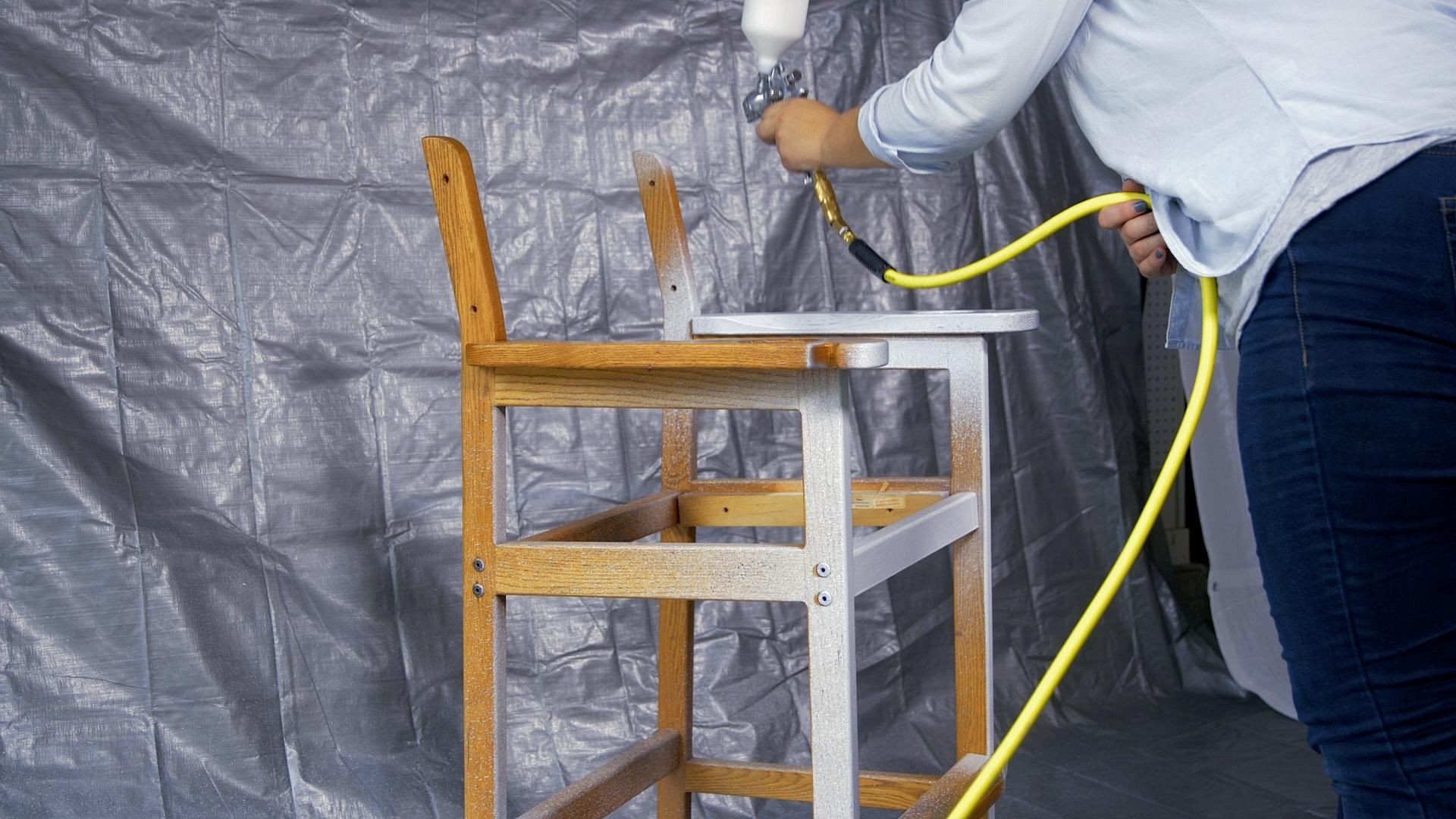 Campbell Hausfeld Air Brush : Campbell hausfeld spray gun general purpose hvlp gravity