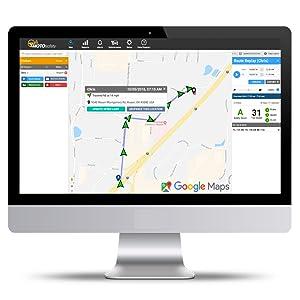 MOTOsafety GPS Tracker for Teens Desktop Portal