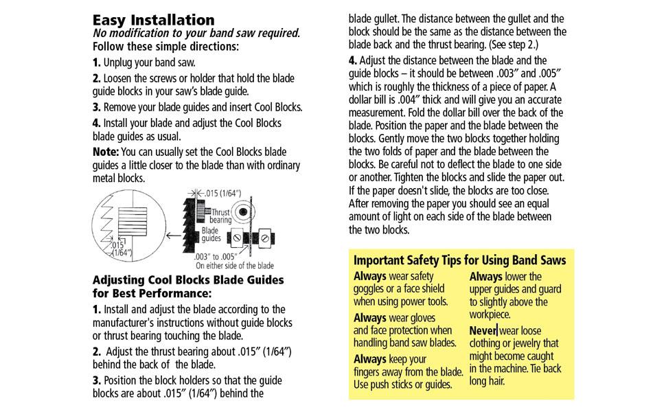 Cool Blocks Instructions