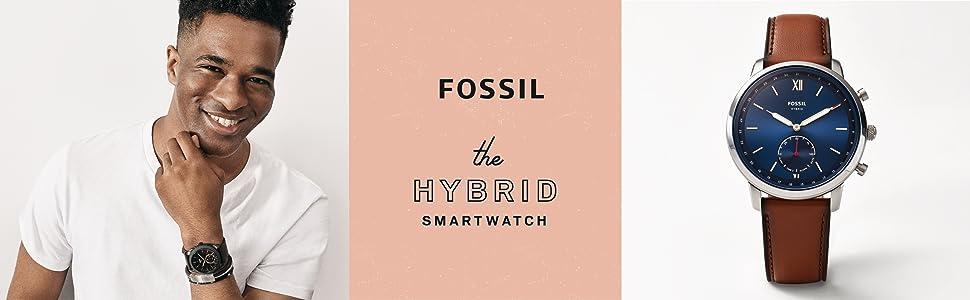Fossil watch, hybrid watch, smartwatch, fossil smartwatch, classic watch,