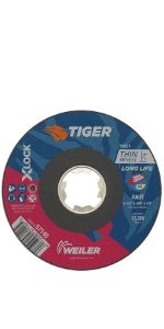 Tiger AO Cutting Wheels for Bosch Grinders