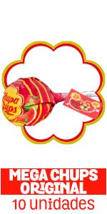 Mega Chups Original 10u