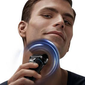 Braun Series 5 5140s Men's Electric Foil Shaver with Clean and Charge System with Wet/Dry Razor