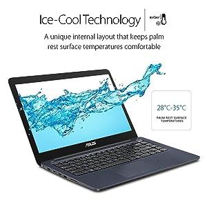 ASUS VivoBook E402WA-GA002T 14.1 Inch HD Screen Laptop