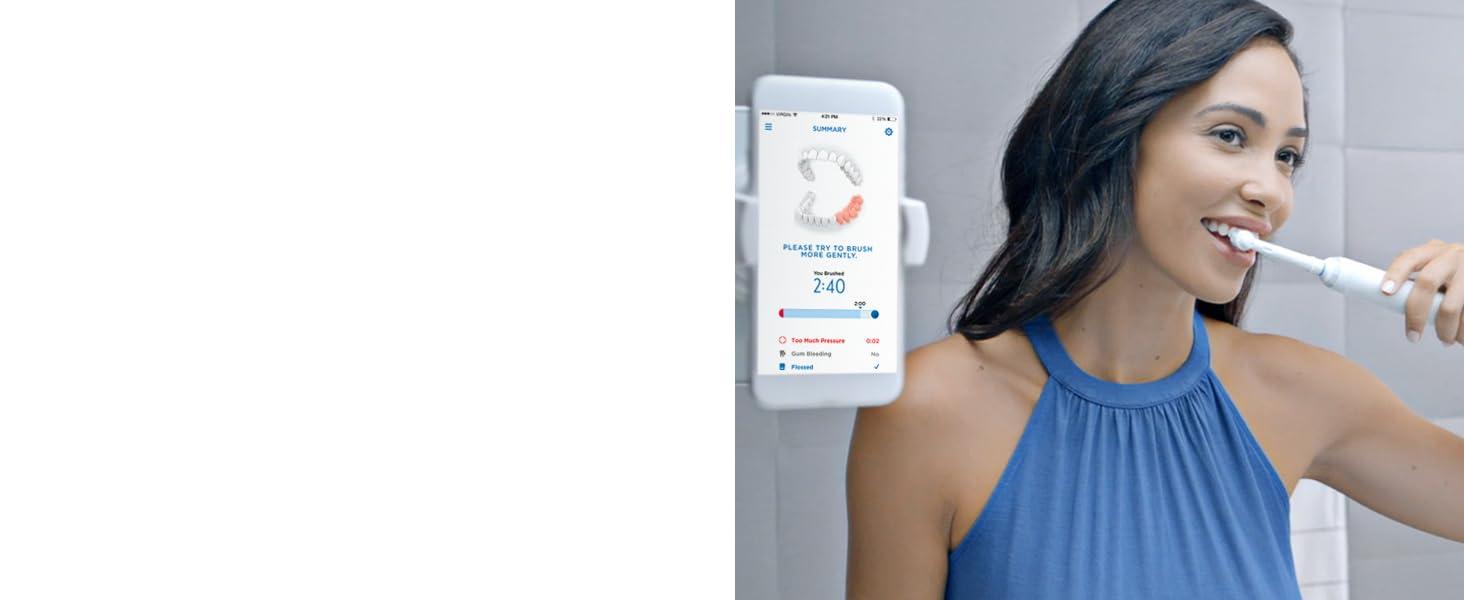 Oral-B Genius 9000 White Gum Guard