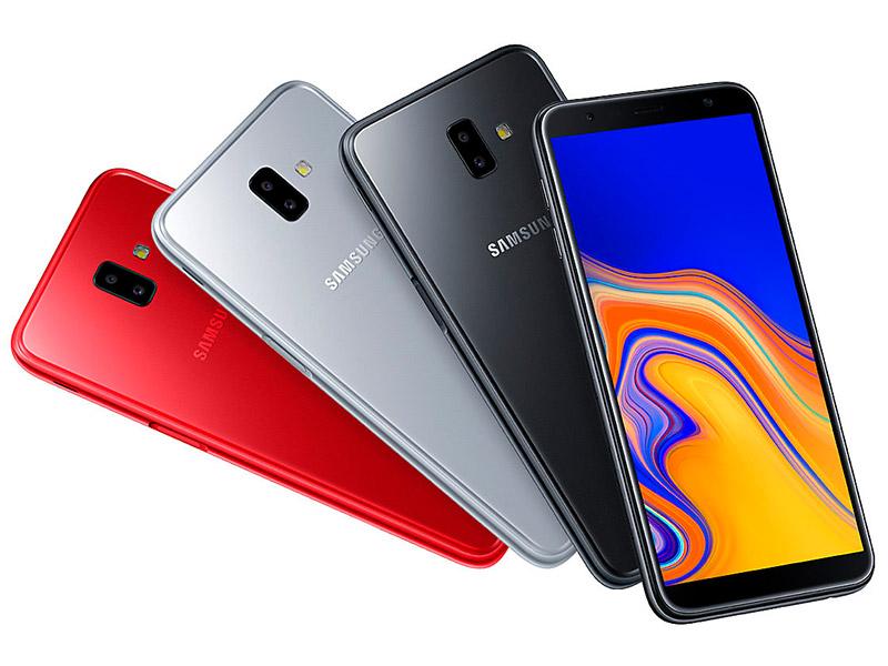 Samsung Galaxy J6+ - Smartphone de 6