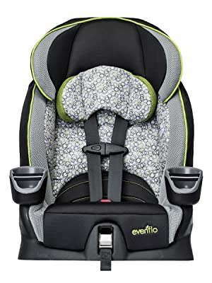 Evenflo Maestro Loopsy Booster Car Seat