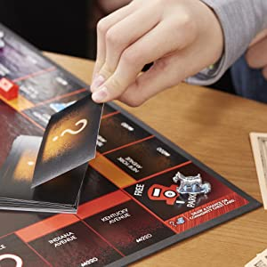 Hasbro Gaming Juego Monopoly Cheaters Tramposo Amazon Com Mx