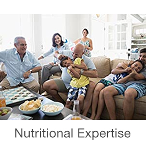 Nutritional expertise