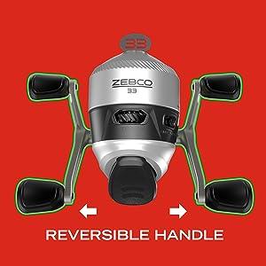 Reversible Handle