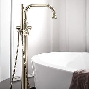 colinet tub faucet