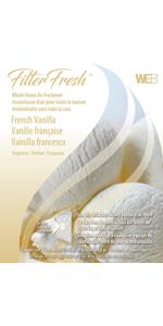 french vanilla ice cream scent