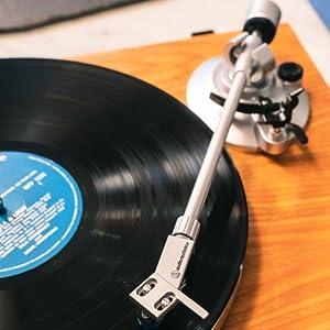 Tocadiscos AUDIO-TECHNICA AT-LPW30TK Color Madera de Teca: Amazon.es: Electrónica