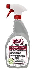 Amazon Com Nature S Miracle Stain Amp Odor Remover Orange