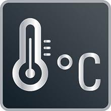 Temperatura regolabile