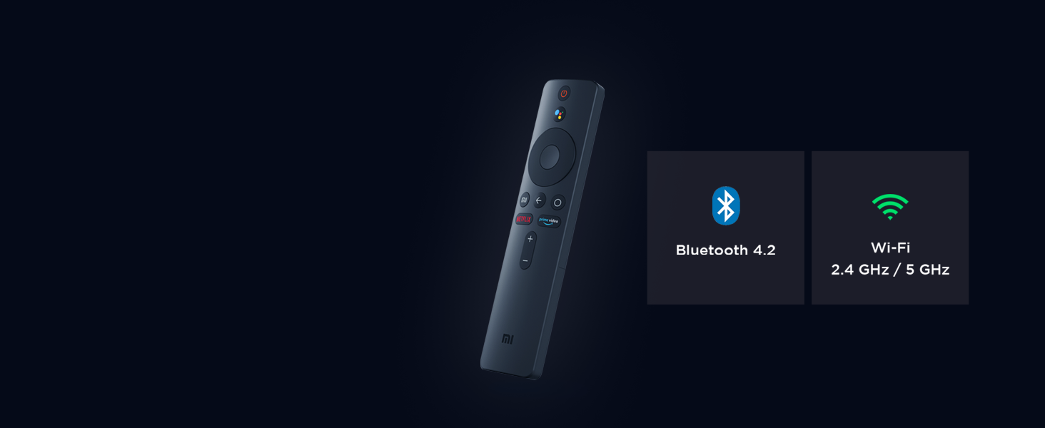 Mi Remote | WiFi | Bluetooth