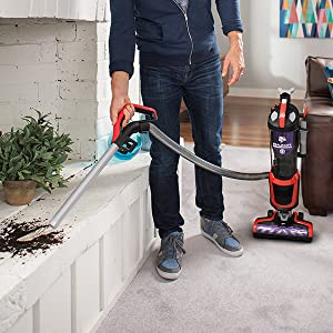 instant cleaning wand magic instant wow clean upright vacuum amazing awesome powerful