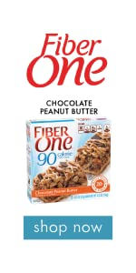 Fiber One 90 Calorie Chocolate Peanut Butter
