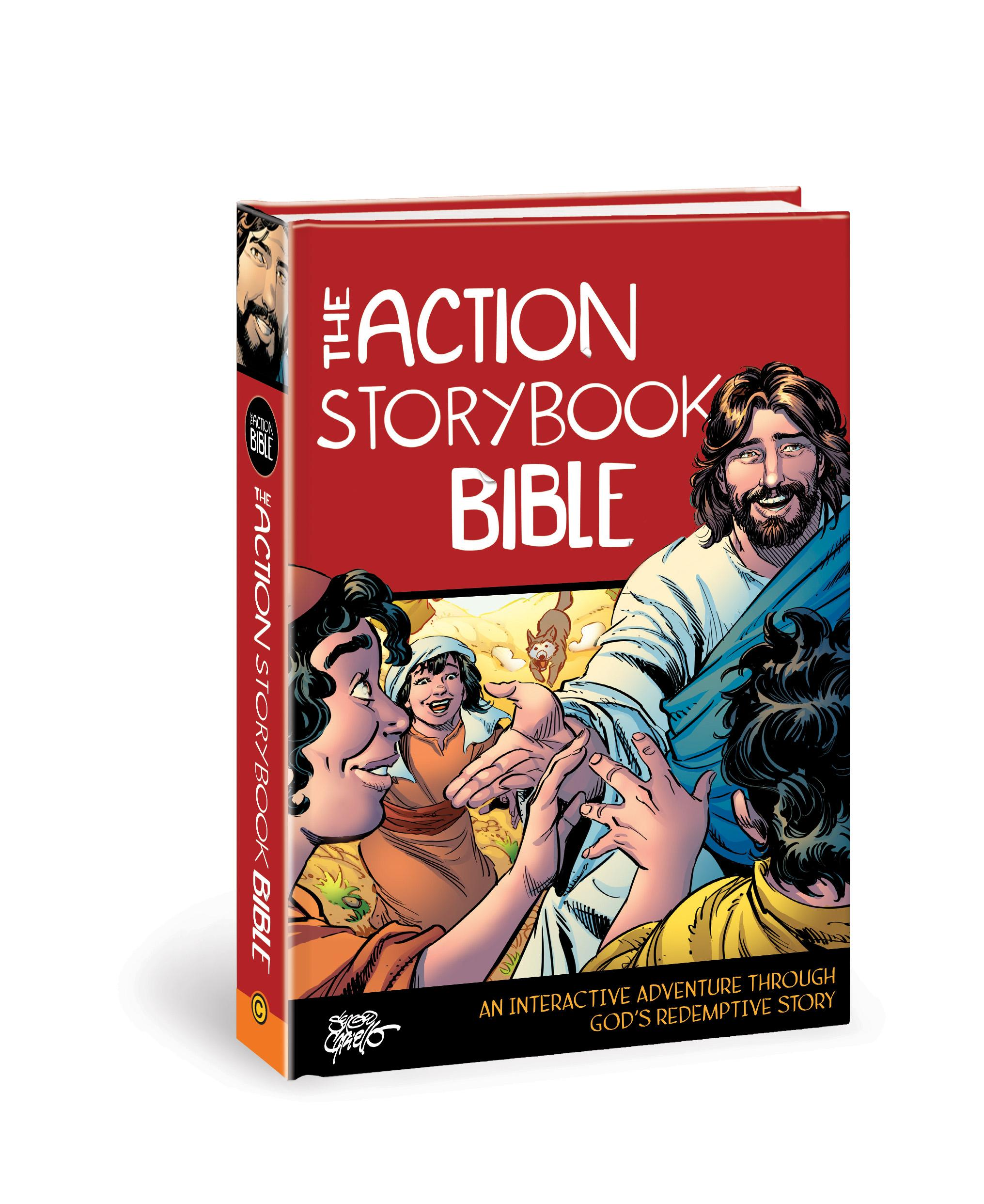 the action bible doug mauss sergio cariello 8601300483870
