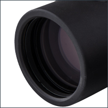 Fully Broadband Multi-coated Lenses