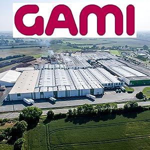 GAMI fabricant français origine France made in France