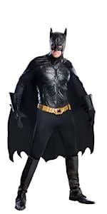 Men's Dark Knight Batman Costume