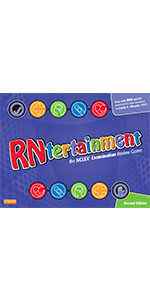 rntertainment, nclex, review game
