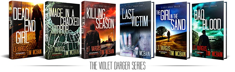 the violet darger fbi thriller series collection