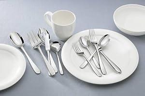 Lenox, Lennox, Lenoxx, Flatware, Silverware, Fork, Knife, Spoon, Placesetting, Lenox China, silver