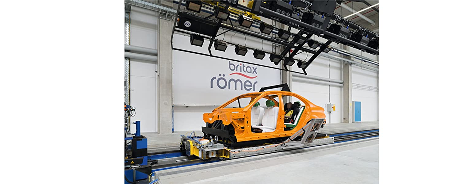 Crash Test Centre