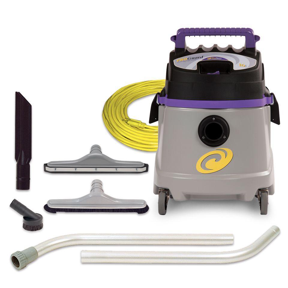 Amazon.com: ProTeam Wet Dry Vacuums, ProGuard 10, 10