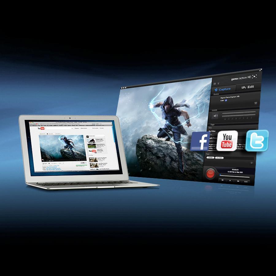 Elgato Game Capture Hd Software Download Mac